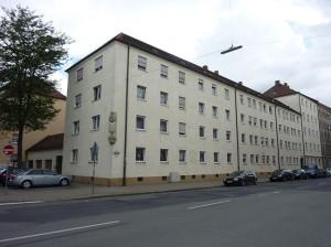 Flößaustr. 39-41-43+Buschingstr.9, Fürth