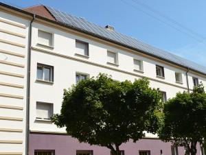 Kaiser-, Simon-, Erhard-Segitz-, Steubenstr., Fürth, Bauverein Fürth eG